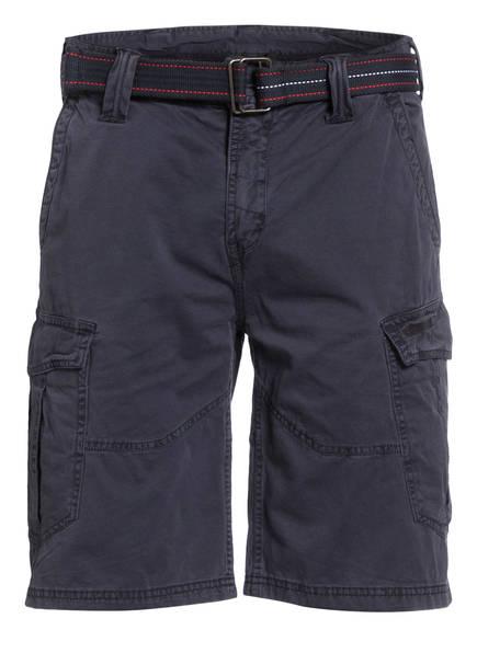 BRUNOTTI Cargo-Shorts CALDO, Farbe: NAVY (Bild 1)