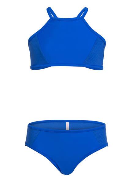 SEAFOLLY Bustier-Bikini SUMMER ESSENTIALS APRON, Farbe: BLAU (Bild 1)
