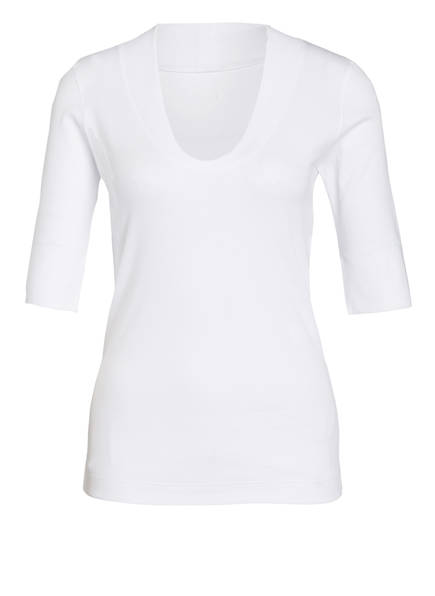 MARCCAIN T-Shirt , Farbe: 100 WHITE (Bild 1)