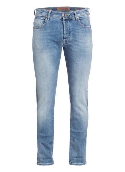 JACOB COHEN Jeans J688 Slim Fit, Farbe: W3 BLAU (Bild 1)