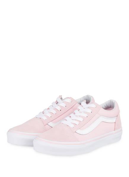 VANS Sneaker, Farbe: ROSA/ WEISS (Bild 1)