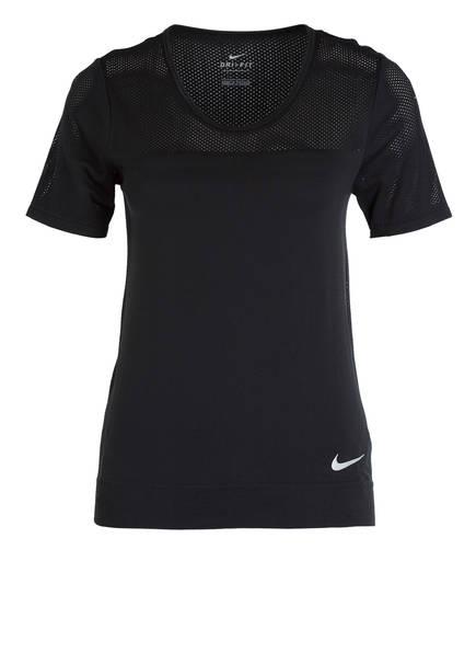 Nike Laufshirt INFINITE, Farbe: SCHWARZ (Bild 1)
