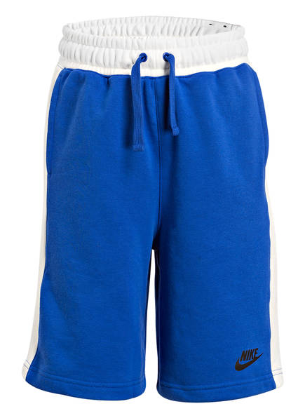 Nike Sweatshorts AIR, Farbe: BLAU (Bild 1)