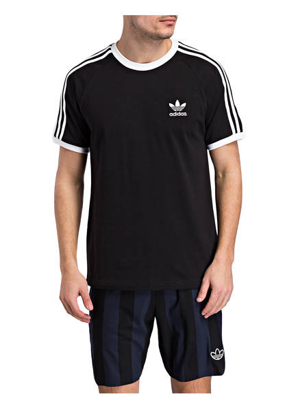 Originals Adidas Schwarz shirt Originals T T Adidas shirt qtgIf8