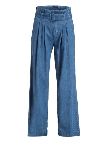 Levi's® Paperbag-Jeans, Farbe: BLAU (Bild 1)