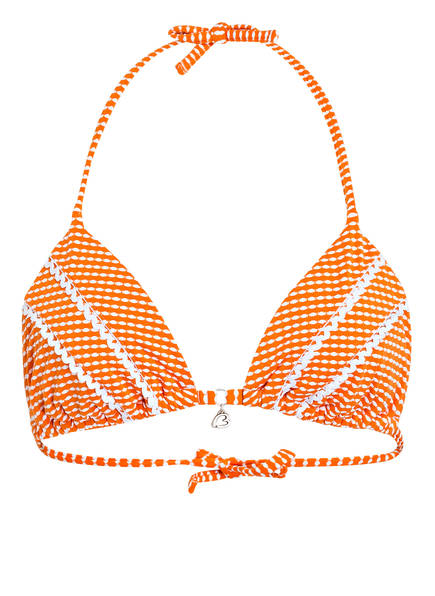 BANANA MOON Triangel-Bikini-Top BACCI KAO, Farbe: ORANGE (Bild 1)