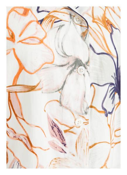 Weiss Nachthemd Dunkelblau Zimmerli Dimensions Delicate Braun f47w4pqx