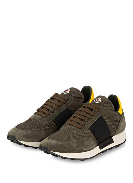 MONCLER Sneaker LOUISE , Farbe: KHAKI (Bild 1)