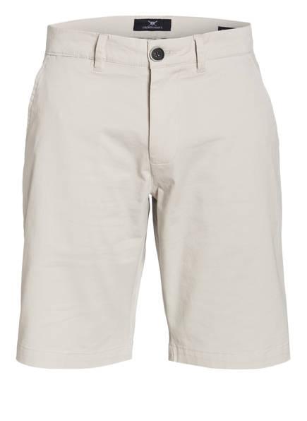 STROKESMAN'S Chino-Shorts Slim Fit, Farbe: SAND (Bild 1)