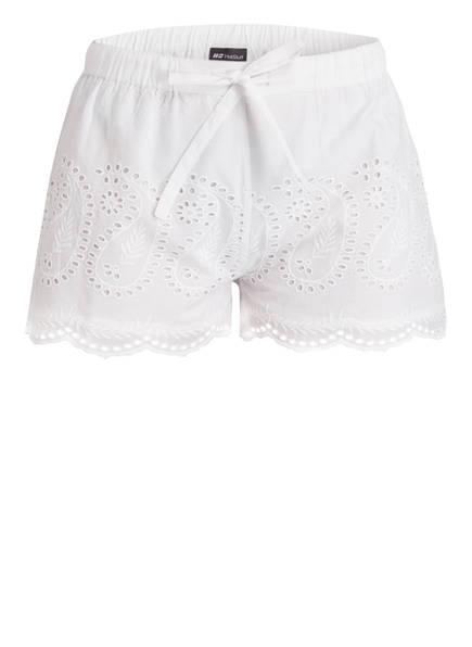 Hot Stuff Shorts , Farbe: WEISS (Bild 1)
