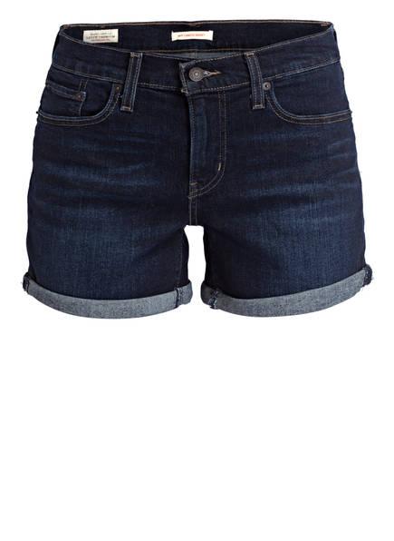 Levi's® Jeans-Shorts, Farbe: THUGGISH WORLD SHORT BLUE (Bild 1)