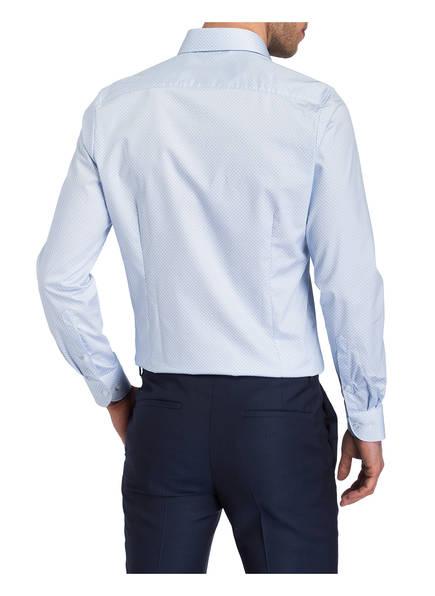Hellblau Five Olymp Level Hemd Fit Body naOUX0O