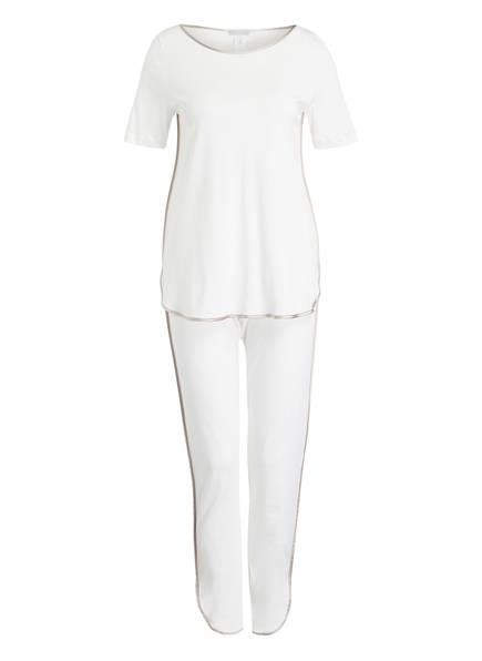HANRO Schlafanzug NELA, Farbe: CREME (Bild 1)