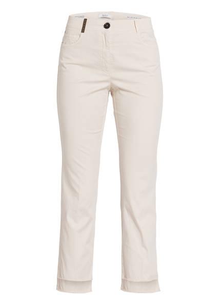 PESERICO 7/8-Jeans, Farbe: CREME (Bild 1)