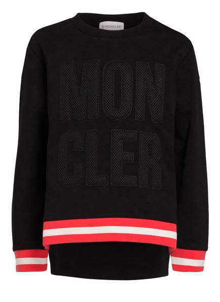 MONCLER Sweatshirt, Farbe: SCHWARZ (Bild 1)