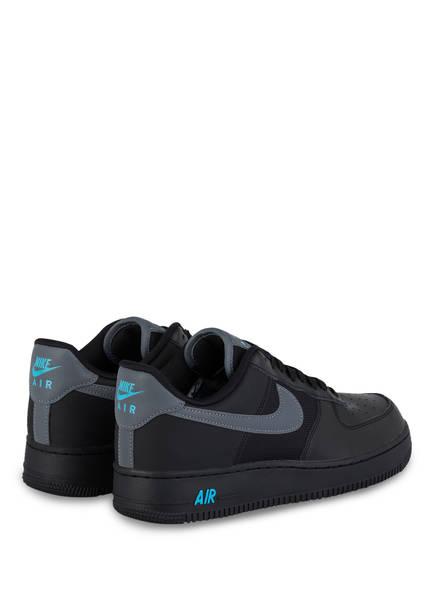 '07 Force Schwarz Sneaker 1 Air Lv8 Nike qxBwIB