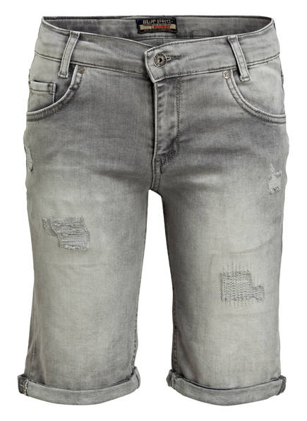 BLUE EFFECT Jeans-Shorts Slim Fit, Farbe: HELLGRAU (Bild 1)