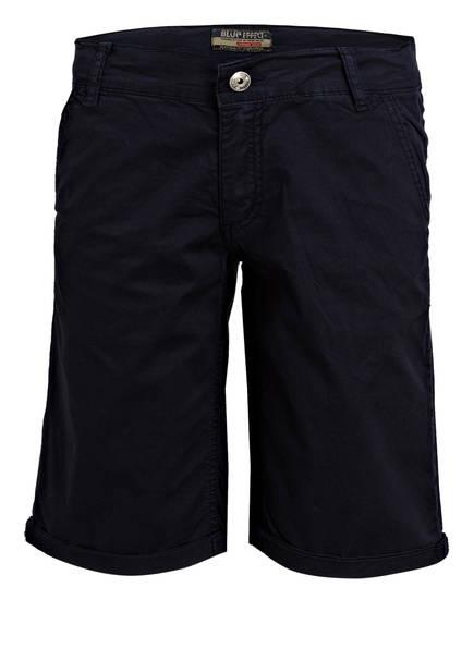 BLUE EFFECT Chino-Shorts , Farbe: DUNKELBLAU (Bild 1)