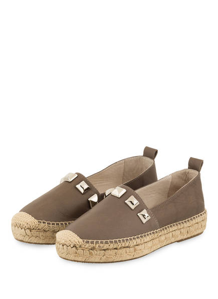 WALK AND LOVE Espadrilles , Farbe: TAUPE (Bild 1)
