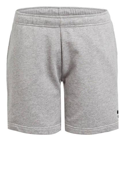 RON DORFF Sweatshorts, Farbe: GRAU MELIERT (Bild 1)