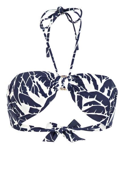 Weiss Club Watercult top Navy bikini Bandeau Coco qW41wR