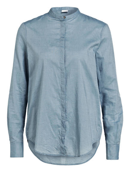 BOSS Bluse EFELIZE, Farbe: BLAU (Bild 1)