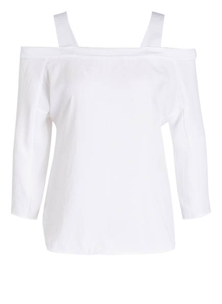 MARCCAIN Off-Shoulder-Bluse, Farbe: WEISS (Bild 1)