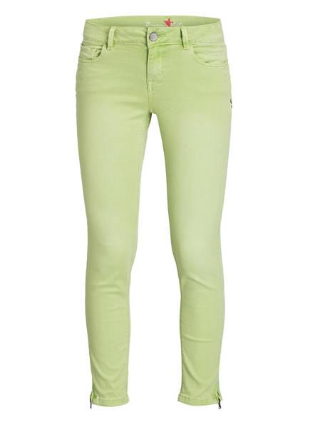 Buena Vista 7/8-Jeans ITALY, Farbe: HELLGRÜN (Bild 1)