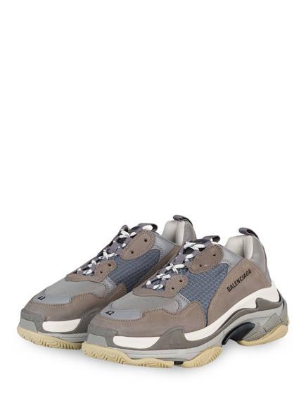 BALENCIAGA Sneaker TRIPLE S , Farbe: GRAU (Bild 1)