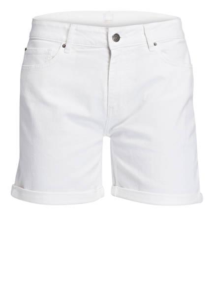 BOSS Jeans-Shorts, Farbe: WHITE (Bild 1)