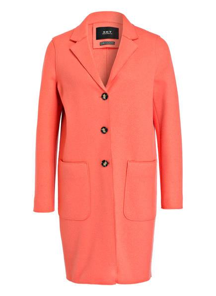SET Mantel, Farbe: LACHS (Bild 1)