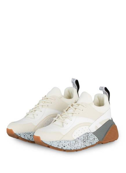 STELLA McCARTNEY Plateau-Sneaker ECLYPSE , Farbe: BEIGE/ GRAU (Bild 1)