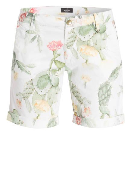 MASON'S Shorts, Farbe: WEISS/ GRÜN/ PINK (Bild 1)