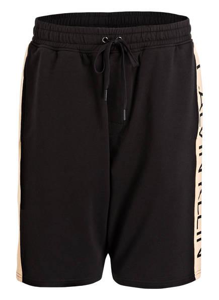 Calvin Klein Lounge-Shorts , Farbe: SCHWARZ/ BEIGE (Bild 1)