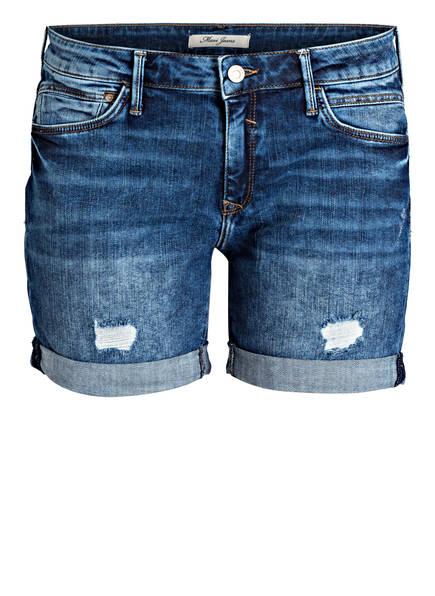 mavi Jeans-Shorts PIXIE, Farbe: MEDIUM INDIGO MILAN STR (Bild 1)