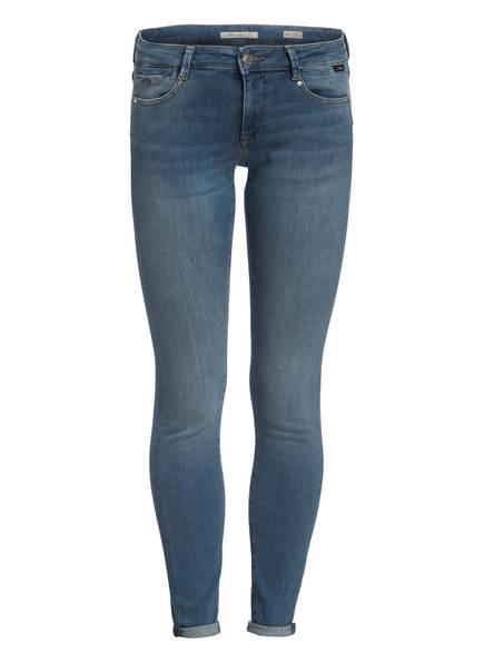 mavi Skinny-Jeans LEXY, Farbe: DARK BRUSHED GLAM (Bild 1)