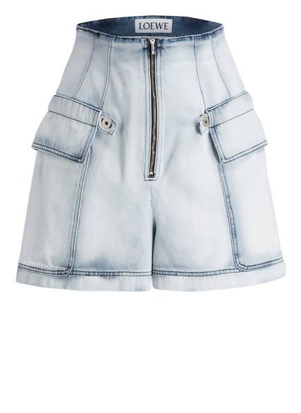 LOEWE Jeans-Shorts, Farbe: HELLBLAU (Bild 1)