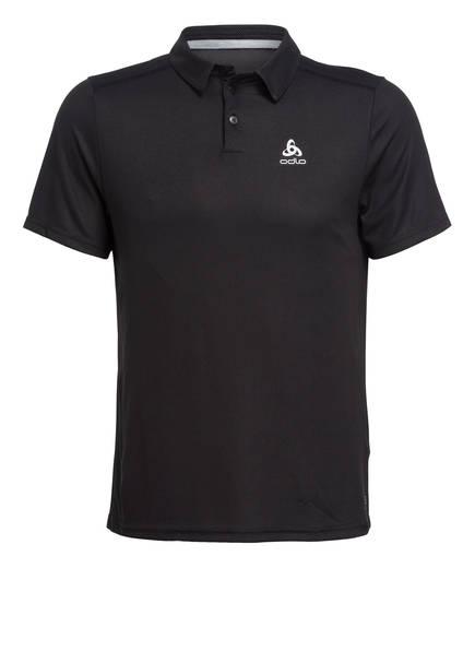 odlo Funktions-Poloshirt F-DRY, Farbe: SCHWARZ (Bild 1)