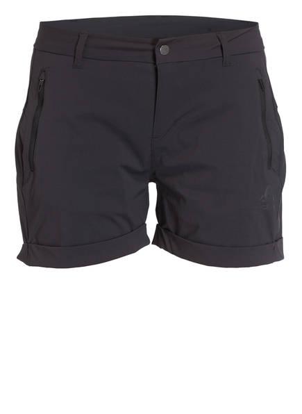 odlo Outdoor-Shorts CONVERSION, Farbe: DUNKELGRAU (Bild 1)