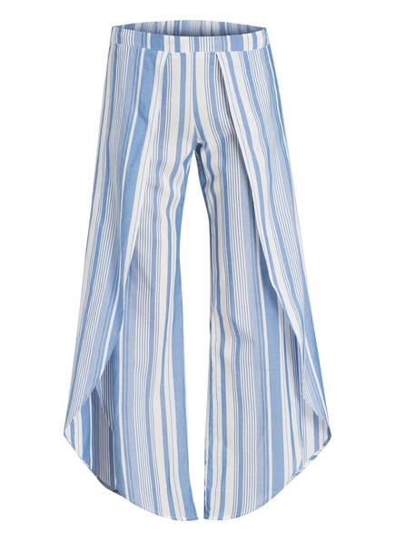 POLO RALPH LAUREN Strandhose, Farbe: HELLBLAU/ WEISS GESTREIFT (Bild 1)