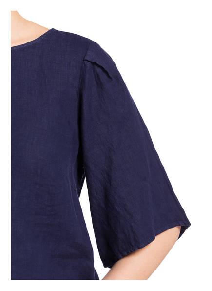 Velvet Blau Velvet Leinenshirt Velvet Leinenshirt Blau 0q7Zq