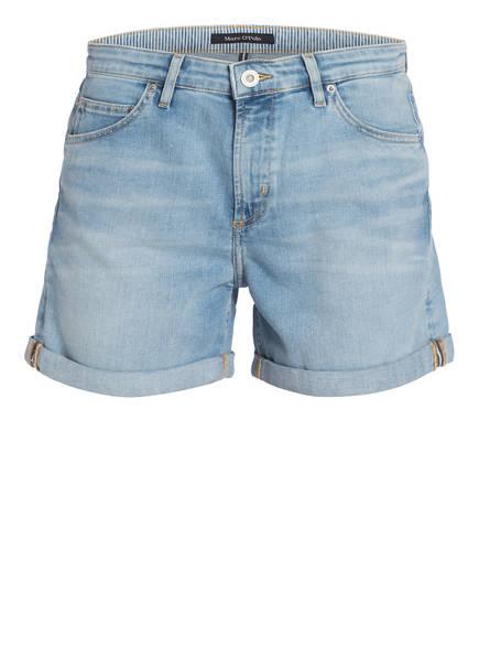 Marc O'Polo Jeans-Shorts, Farbe: HELLBLAU (Bild 1)