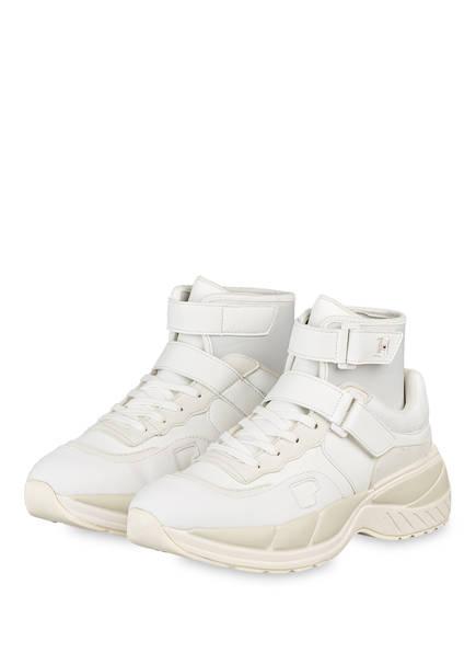 TOMMY HILFIGER Hightop-Sneaker, Farbe: WEISS (Bild 1)