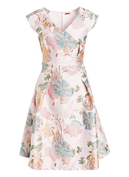 Chi Chi LONDON Kleid , Farbe: ROSÉ GEMUSTERT (Bild 1)