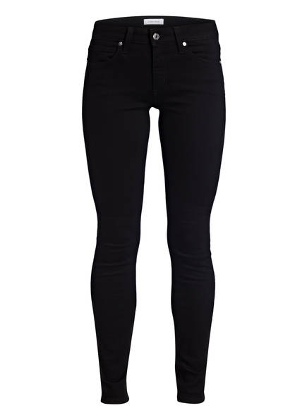 Calvin Klein Skinny-Jeans, Farbe: SCHWARZ (Bild 1)