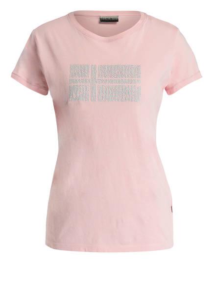 NAPAPIJRI T-Shirt SEFRO, Farbe: ROSE (Bild 1)