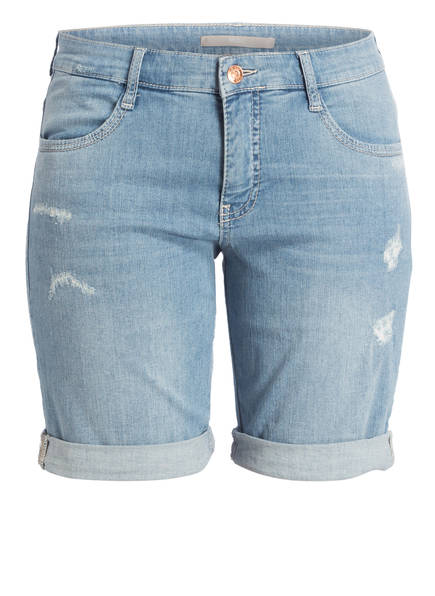 MAC Jeans-Shorts SHORTY, Farbe: AUTHENTIC BLUE (Bild 1)