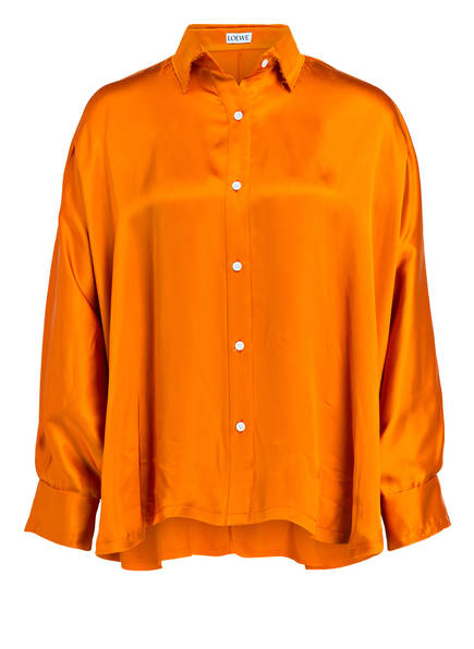 LOEWE Oversized-Bluse , Farbe: ORANGE (Bild 1)