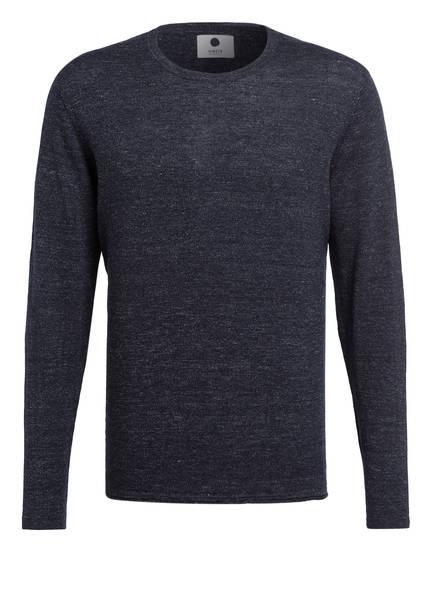 NN07 Pullover NEW CASPER, Farbe: BLAUGRAU (Bild 1)