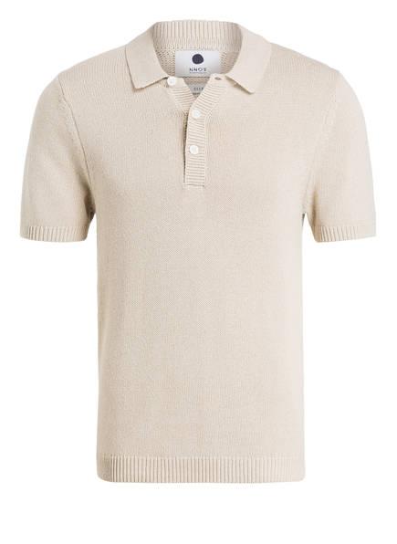 NN07 Strick-Poloshirt, Farbe: ECRU (Bild 1)
